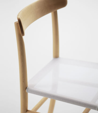 Lightwood Chair Mesh Seat