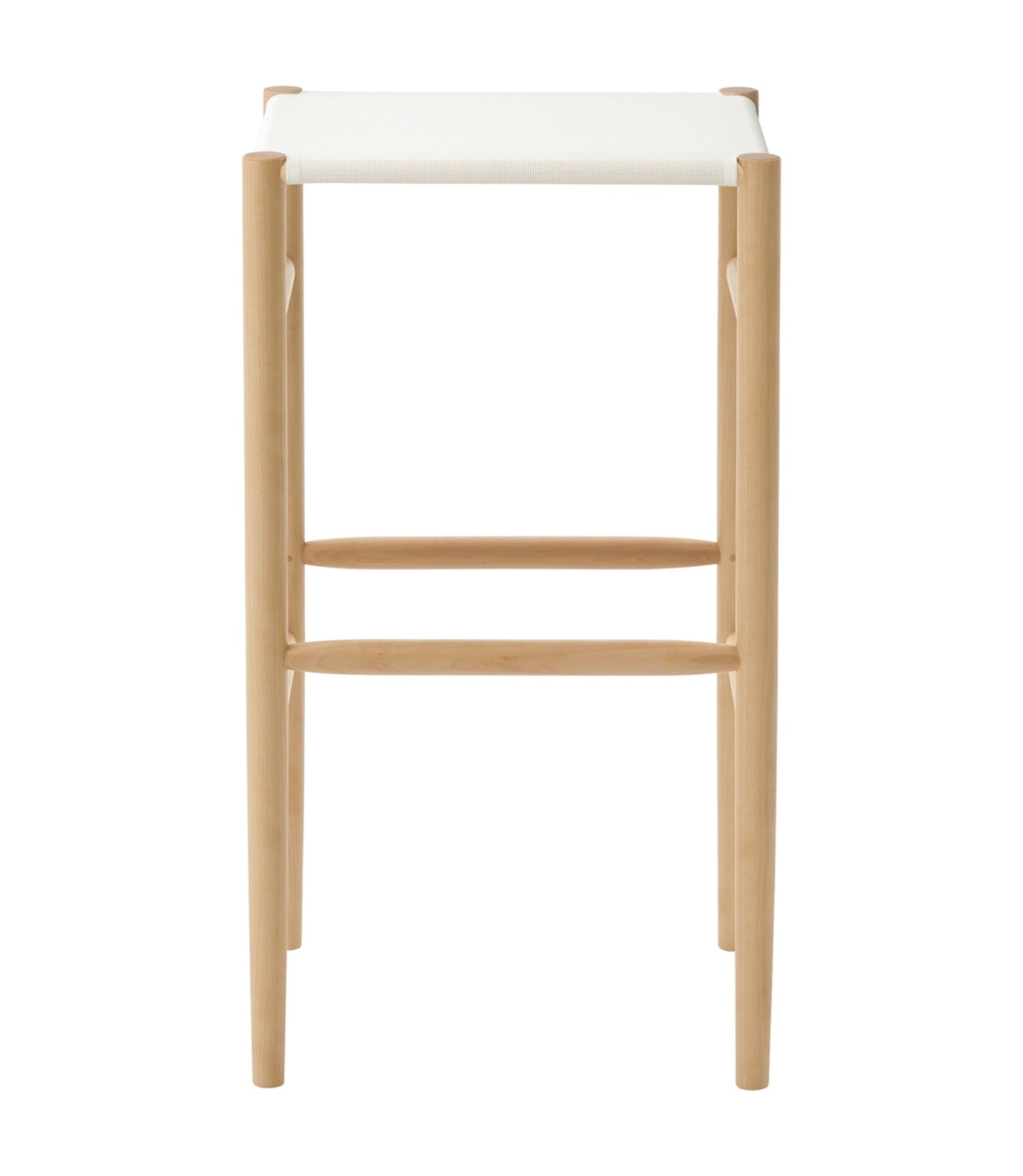 Lightwood Stool High Mesh Seat