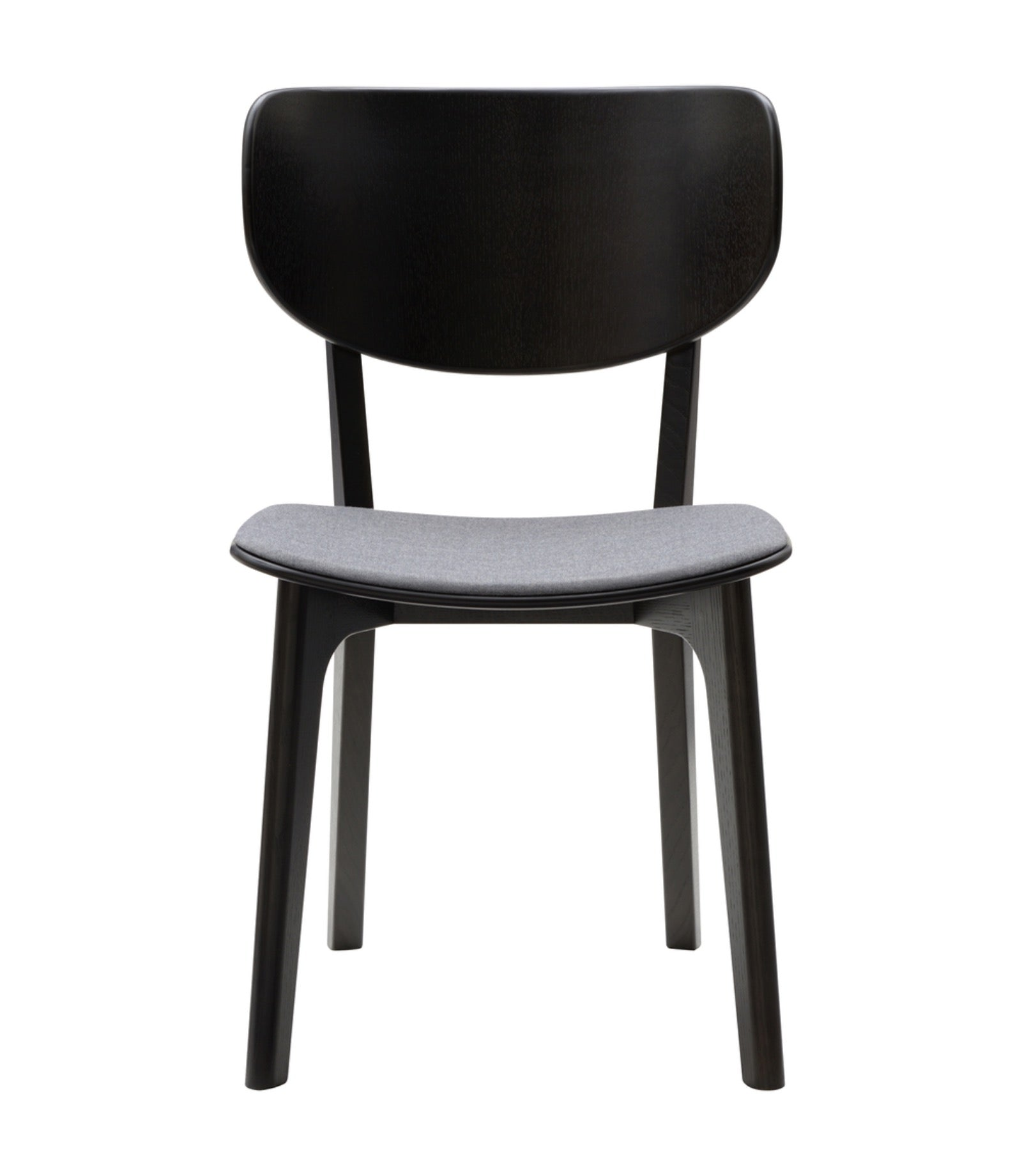 Roundish Chair Cushioned Seat