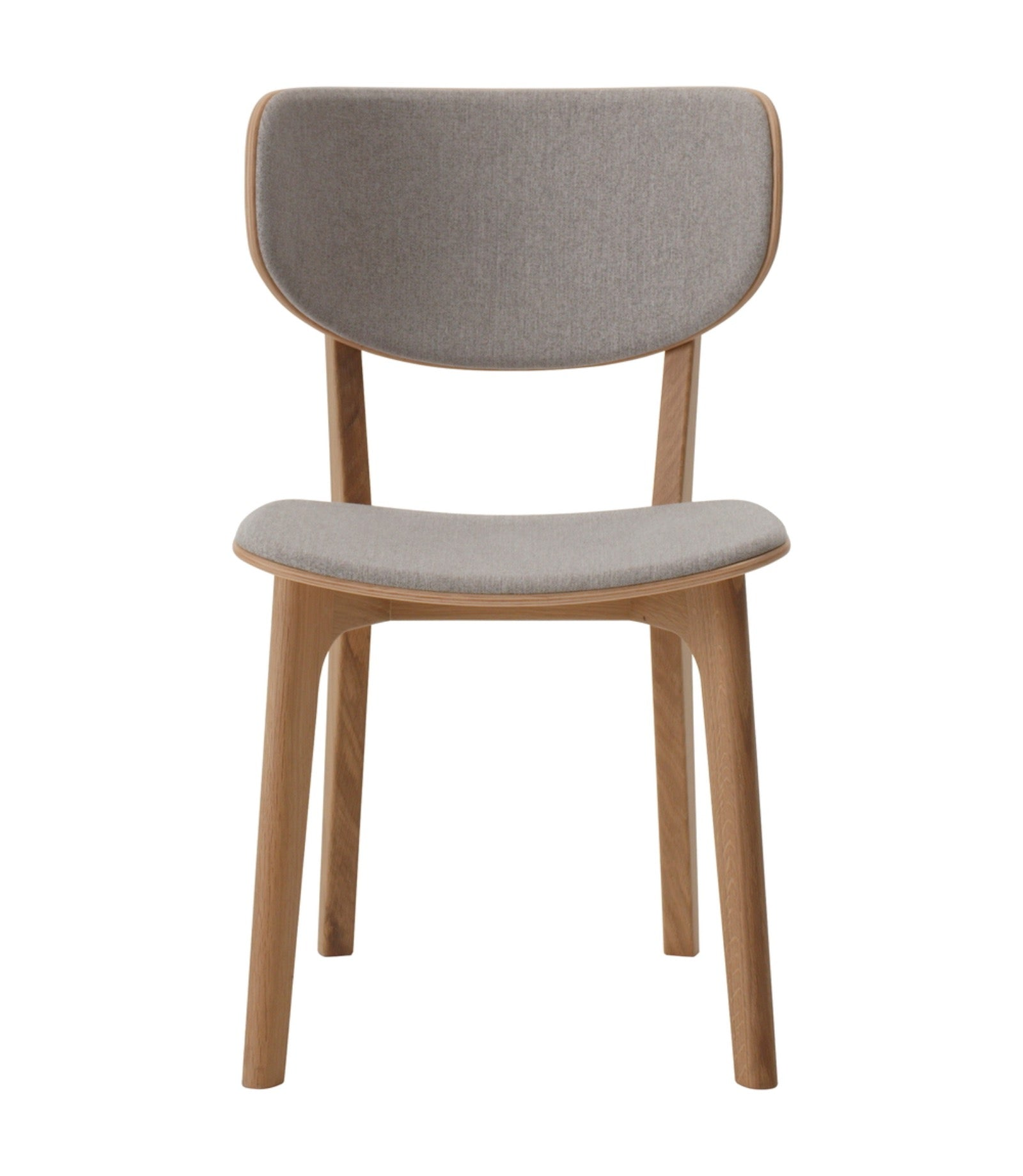 Roundish Chair Cushioned