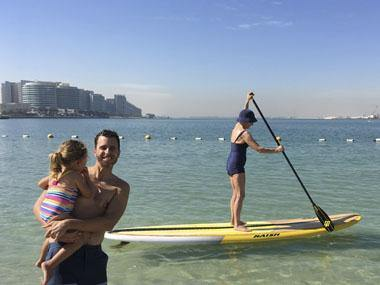 A Sport For All Ages: Boomers are jumping on board to SUP
