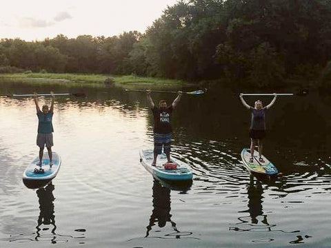 TJ Holmand Live Love SUP It's More Than Just A Board and a Paddle - Stand Up Paddle Life