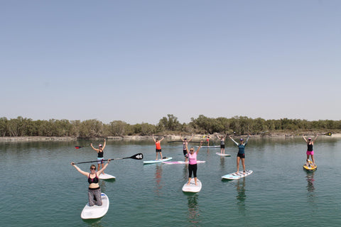 Live Love SUP Stand Up Paddle Women's Clinic