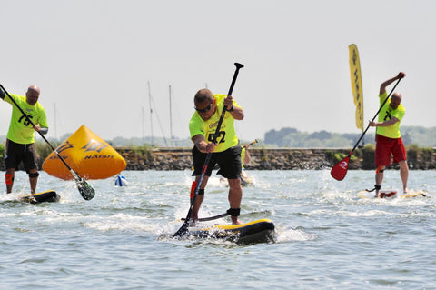 N1SCO - Naish One - Naish SUP Winner UK - Bruce Smith - Stand Up Paddle