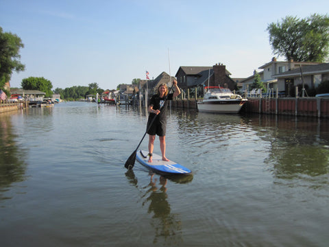 stand up paddle live love sup michigan