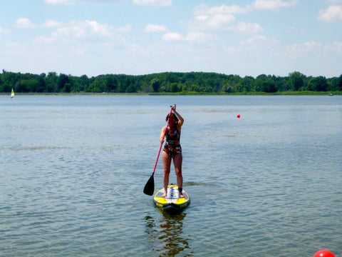 LIve Love SUP Stand Up Paddle Michigan