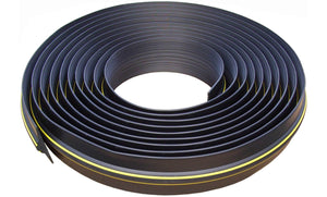 Weather Stop Garage Door Seal Coil 20mm (High)