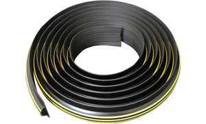 Weather Stop Garage Door Seal Coil 30mm (High)