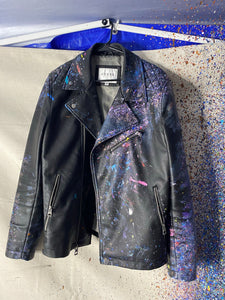 Johnny Q Art Jacket