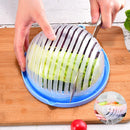 MULTIFUNCTIONAL DRAIN AND CUTTING BOWL