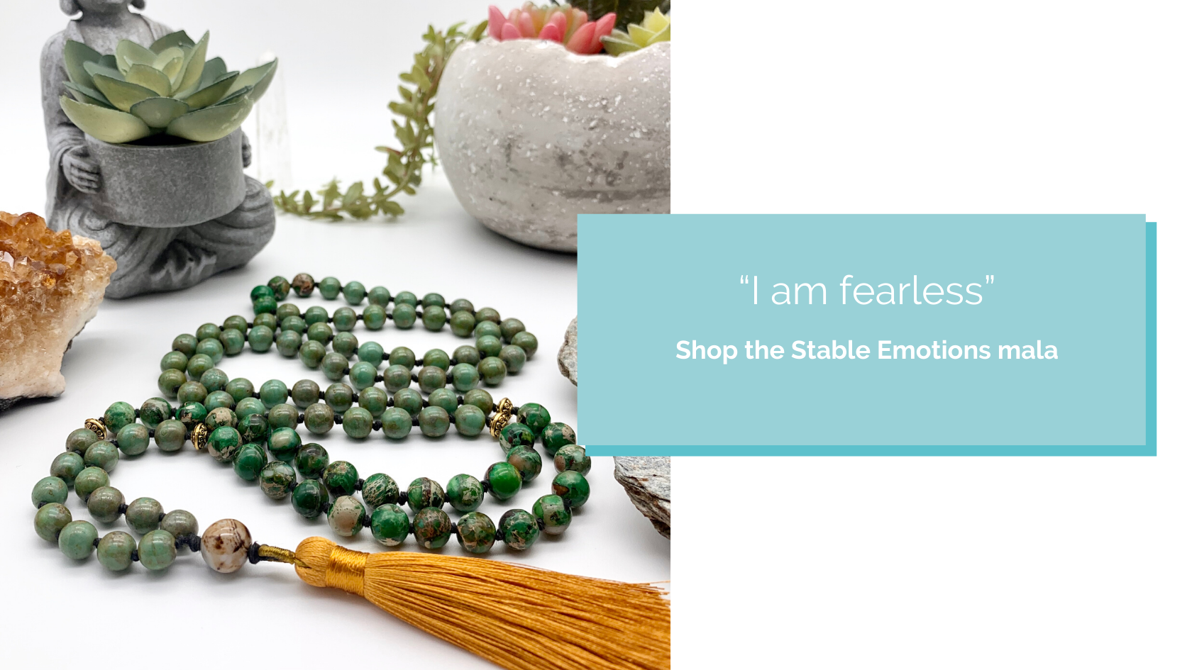 Shop the Stable Emotions Mala