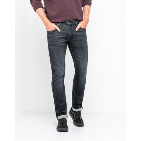 Lee Jeans Luke Slim Tapered Blackworn