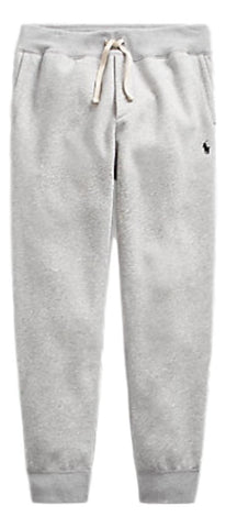 Jogger Bottoms in Grey Andover Heather