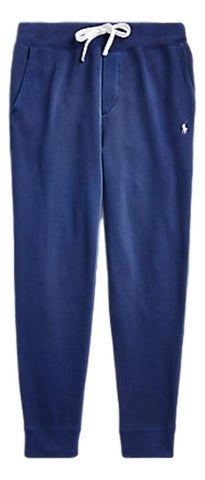 Jogger Bottoms in Cruise Navy
