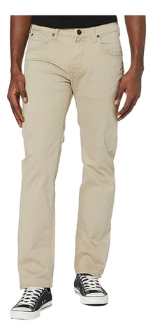 Lee Jeans Daren Straight Fit Chino Beige