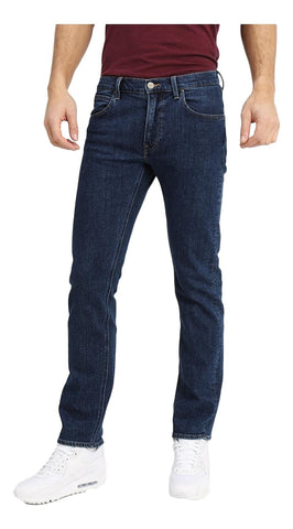 Lee Jeans Daren Straight Fit Dark Stone