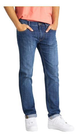 Lee Jeans Daren Straight Fit True Blue