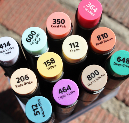 Stylefile® Classic Markers