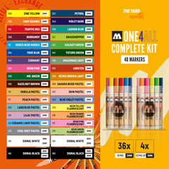 ONE4ALL™ 127HS Complete Kit (40-pc)