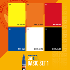 ONE4ALL™ 127HS Basic Set 1 (6-pc)
