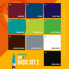 ONE4ALL™ 127HS Basic Set 2 (10-pc)