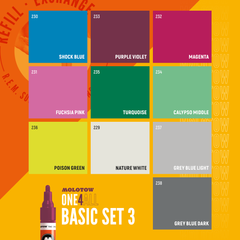 ONE4ALL™ 227HS Basic Set 3 (10-pc)