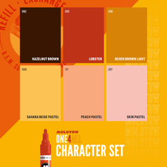 ONE4ALL™ 227HS Character Set (6-pc)