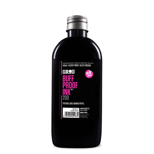 Buff Proof Ink 200ml Refill