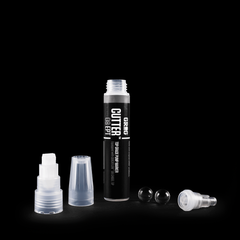 Cutter 08 Empty and 100ml XFP Refill Combo Set
