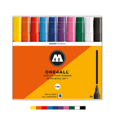ONE4ALL™ 227HS Basic Set 1 (10-pc)