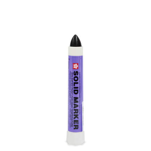 Solidified Paint Marker