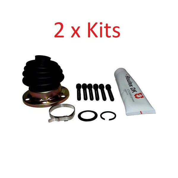 CV Boot Kits x 2 Transporter T25 T3 - T25 Parts