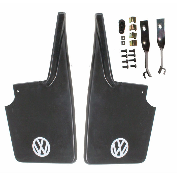 Mudflaps Rear Set Transporter T25 T3 - T25 Parts