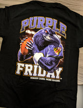 Load image into Gallery viewer, Ravens Nobody Cares Work Harder Shirt