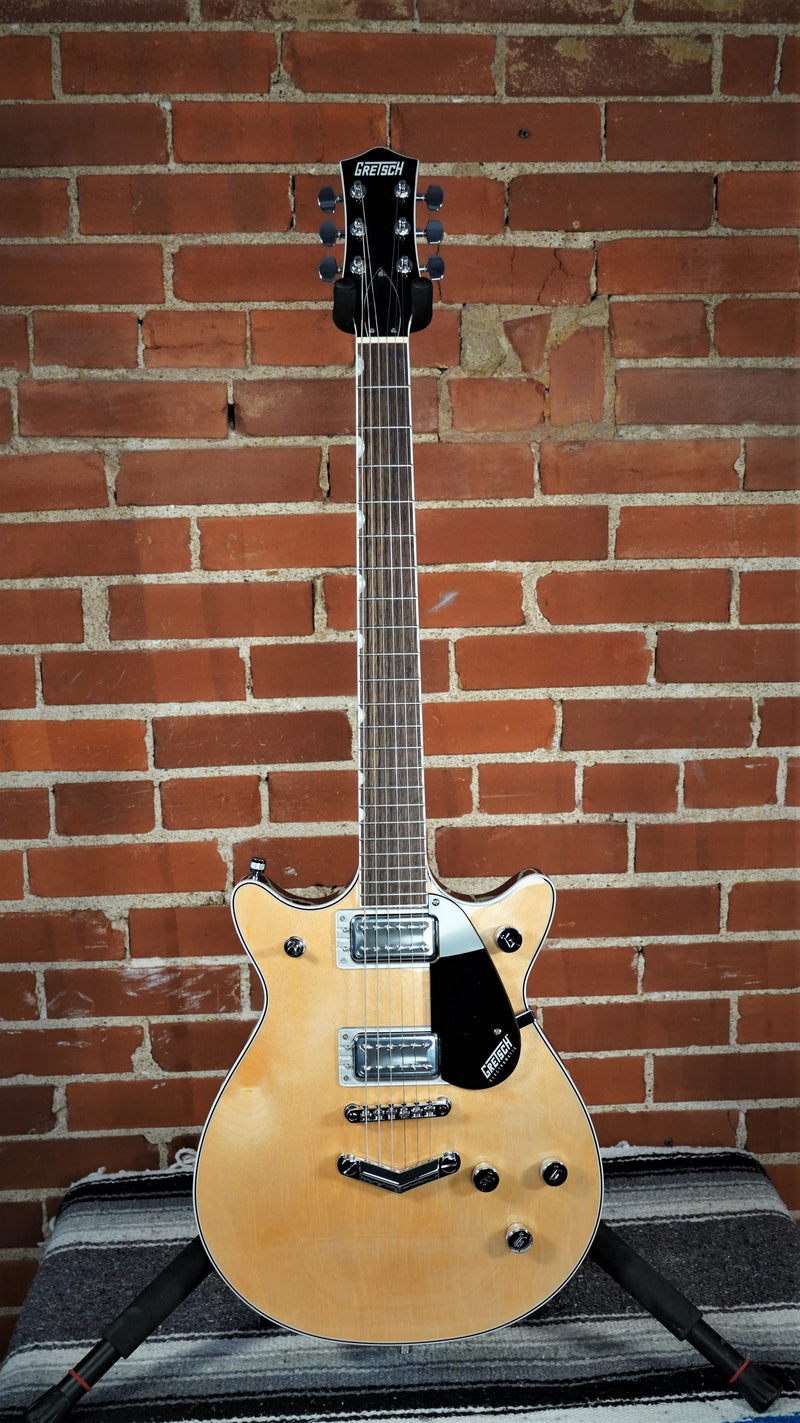 Gretsch G5222 Electromatic Double Jet Aged Natural