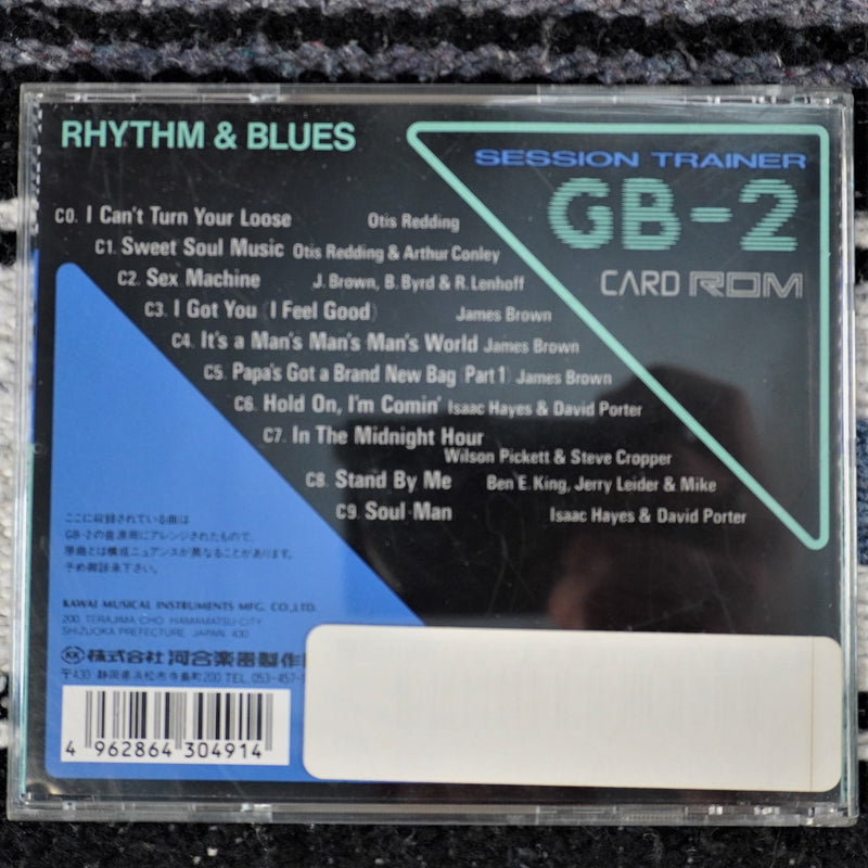 Rhythm & Blues ROM Card