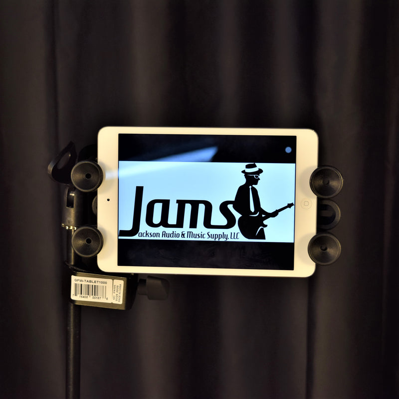 Gator Frameworks Universal Tablet Clamping Mount with 2-Point System