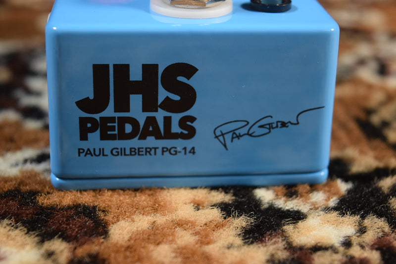 JHS Paul Gilbert PG-14 Distortion Guitar Pedal **Display Model**