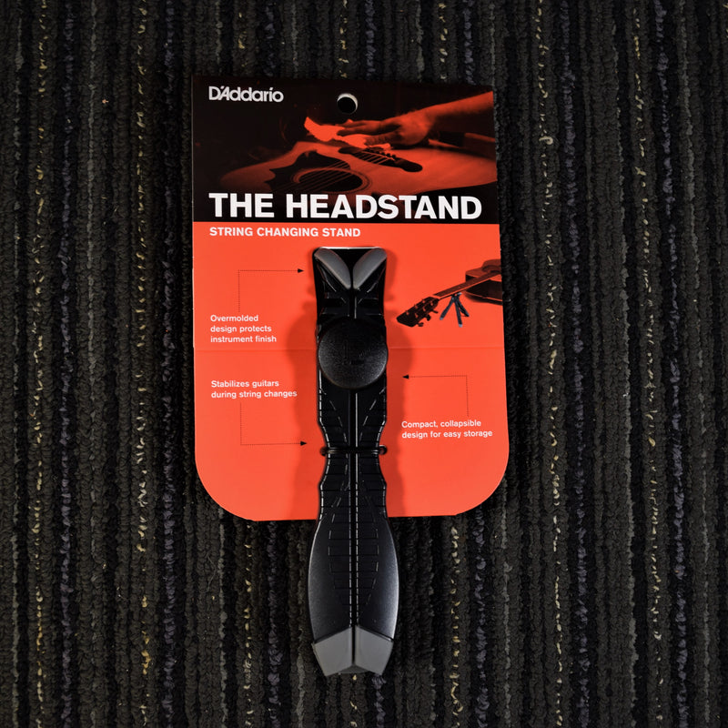 Planet Waves Guitar Headstand
