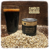 Oatmeal Stout Scented Candle