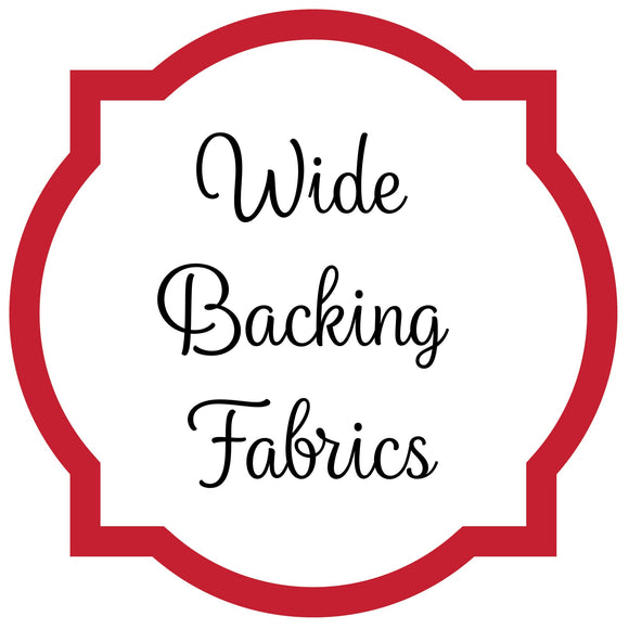 Wide Backing Fabrics