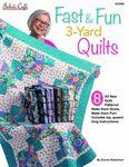 Fast & Fun 3-Yard Quilts from Fabric Cafe