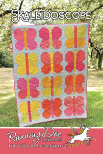 Kaleidoscope by Running Doe Quilts for Villa Rosa Designs