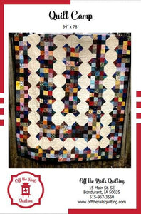 Quilt Camp by Off the Rails Quilting