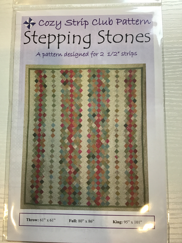 Stepping Stones by Cozy Quilt Designs