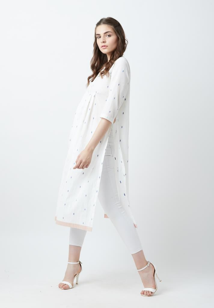 White Hirsi Tunic