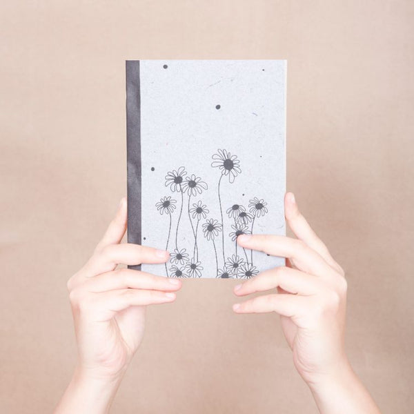 Flower-Power Notebook