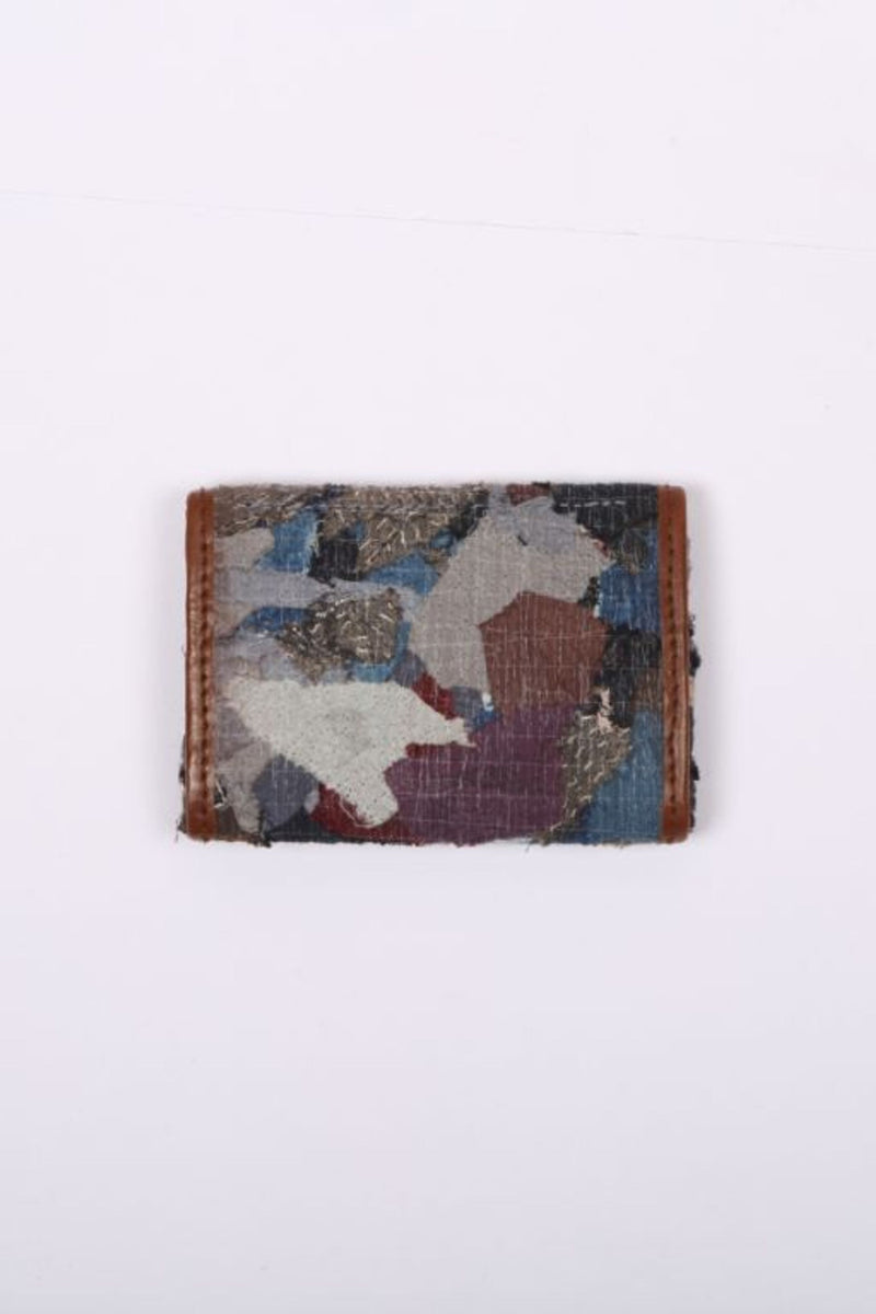 Patch Me Up' Card Holder