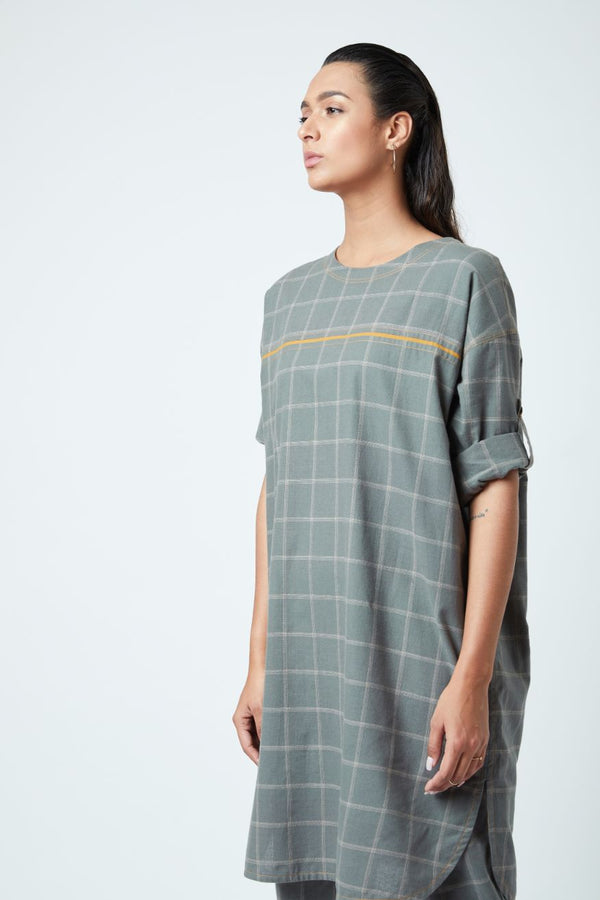 Amy Grey Tunic