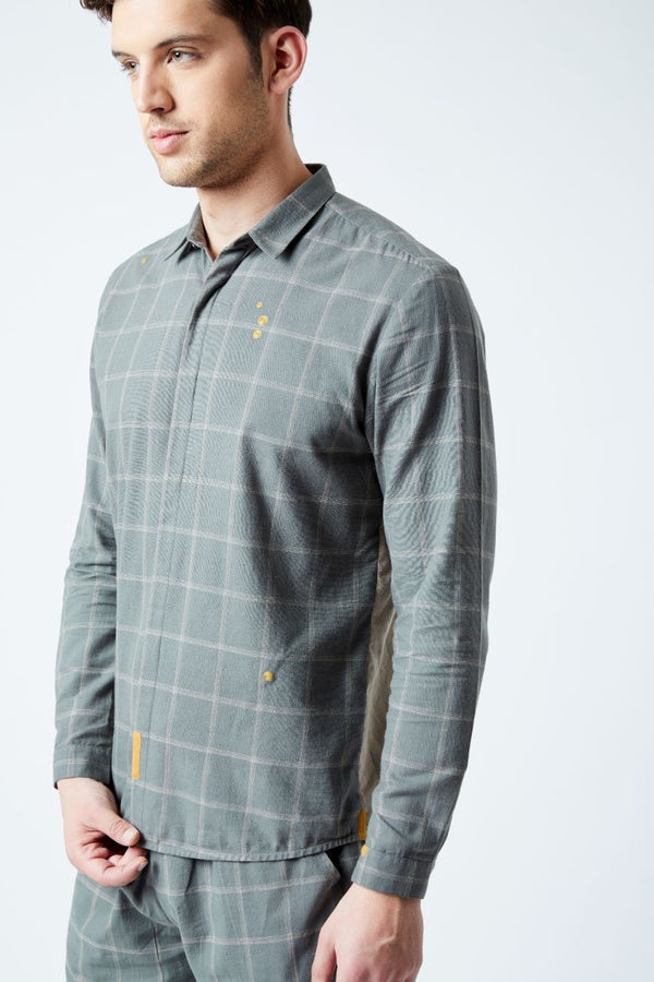 Percy Check Shirt